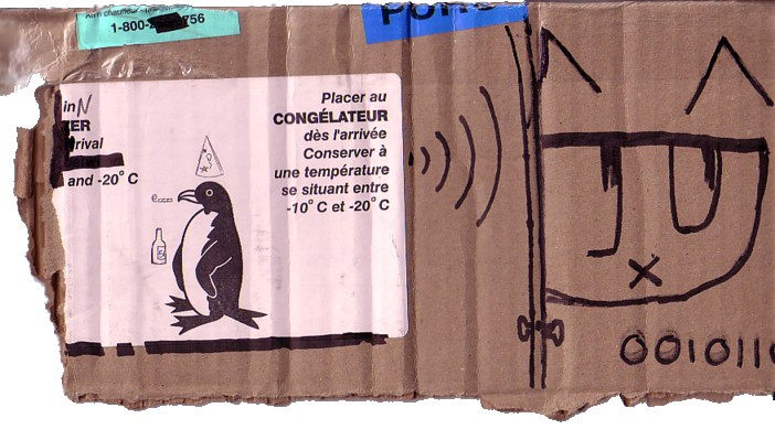 OSC-113 Pingouin de party (inner rival)